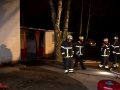 Feuer auf Schule in Barmbek