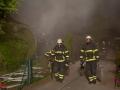 Hausbrand in Meiendorf - 2 Verletzte
