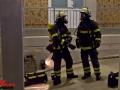 Kellerbrand in Rahlstedt 1 Person gerettet Foto: Dominick Waldeck