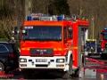 Saunabrand im Reinbeker Waldhaus-Hotel Foto.Dominick Waldeck