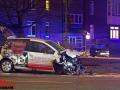 Verkehrsunfall Bullenkoppel 4 Verletzte 2 davon Schwer Foto: Dominick Waldeck