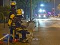 Bunkerbrand in Bahrenfeld - 150 Leute evakuiert