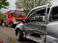 Verkehrsunfalll Berner Straße