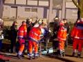 Unfall polizei gegen PKW 1 Schwerverletzter Foto:Dominick Waldeck