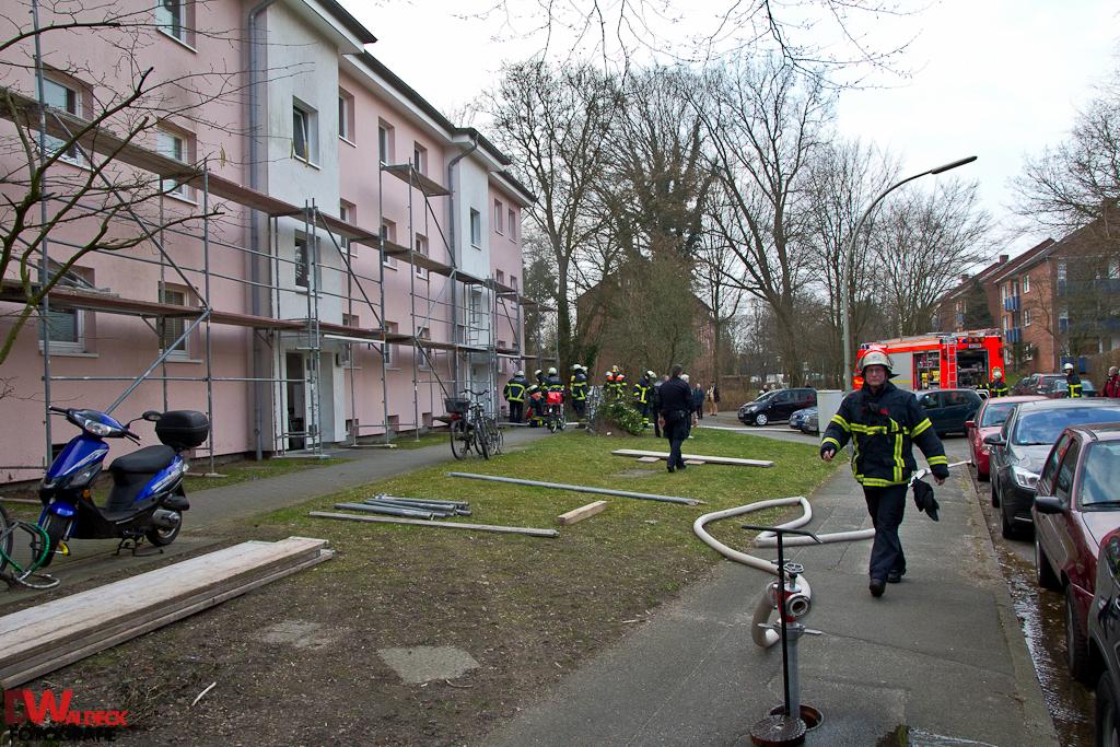 Feuerwehrmann verhindert schlimmeres