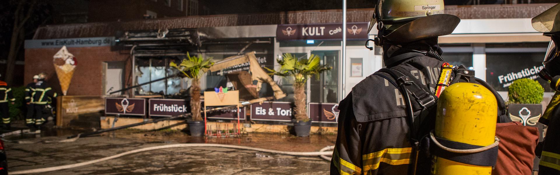 22.04.2017 – Mehrere Brandstiftungen halten Feuerwehr in Atem