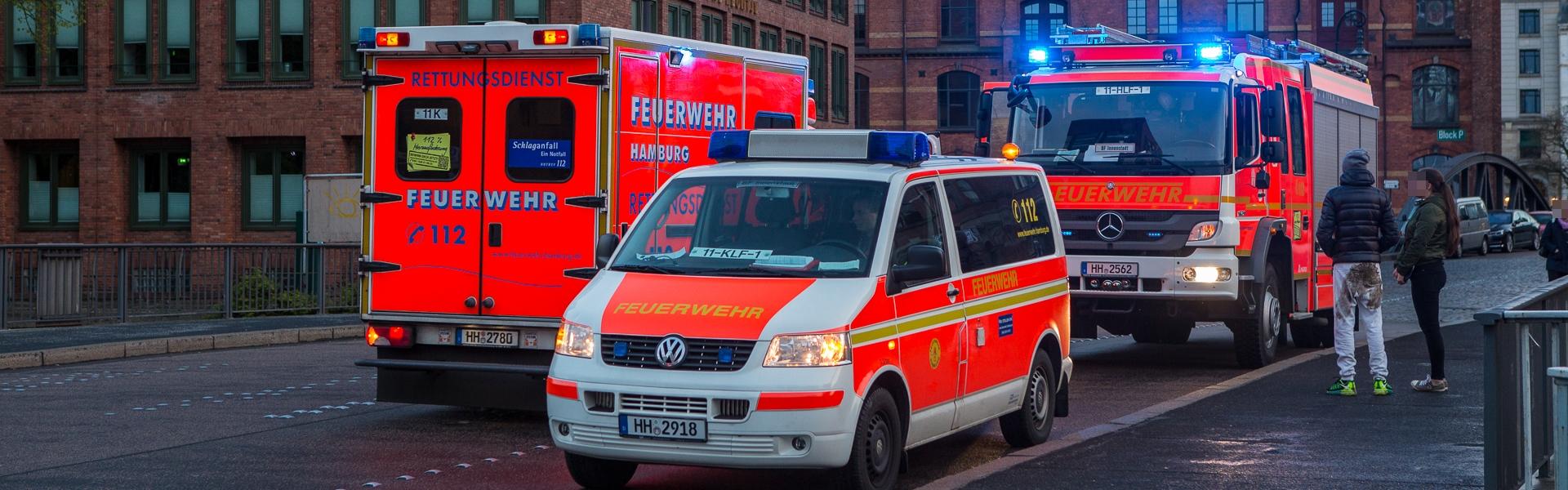 22.04.2017 – Frau springt nach Streit mit Schwester ins St. Annenfleet