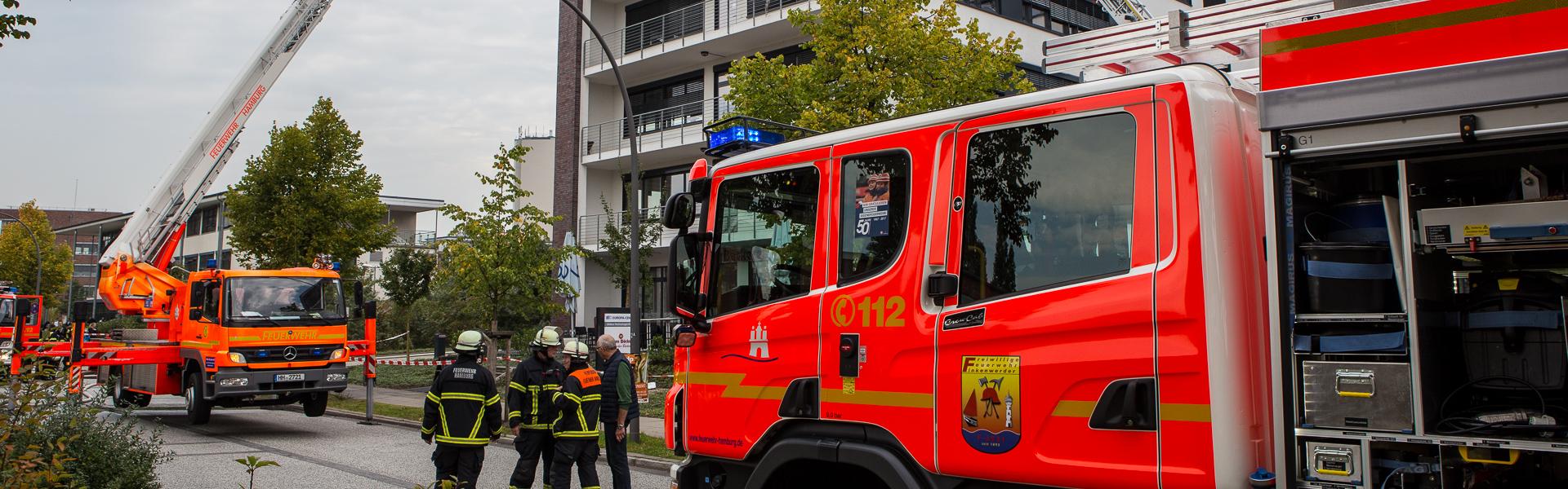 22.09.2017 – Feuer im Europa-Center Finkenwerder