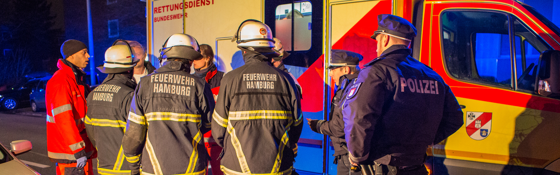 10.03.2018 – Tödlicher Motorradunfall in Wandsbek