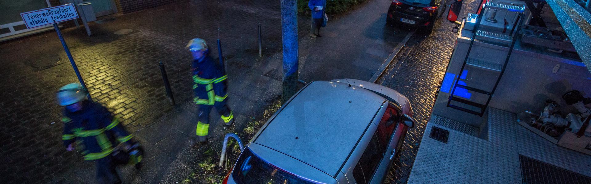 28.03.2018 – Platz für Retter – Feuerwehr und Polizei auf Revierfahrt