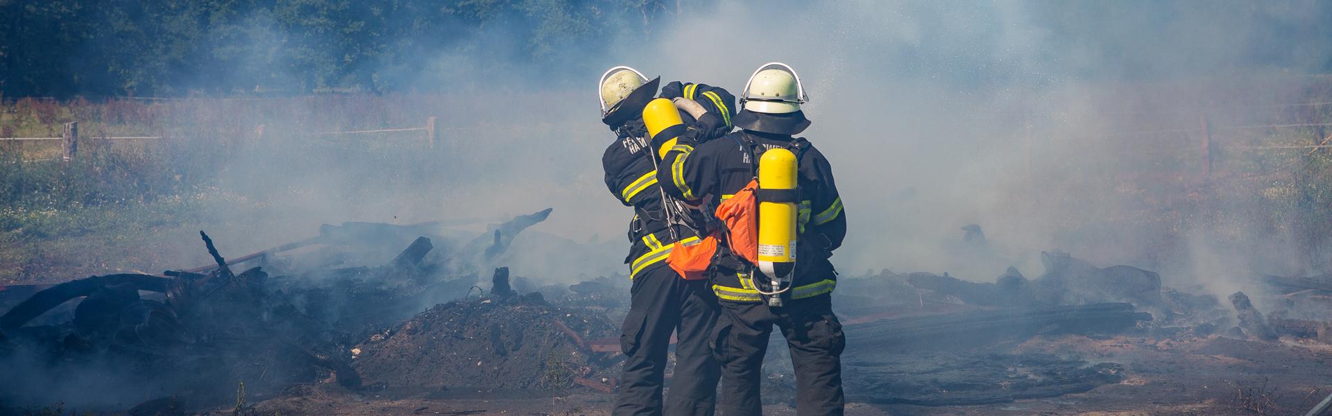 02.07.2018 – Rundballenbrand in Duvenstedt