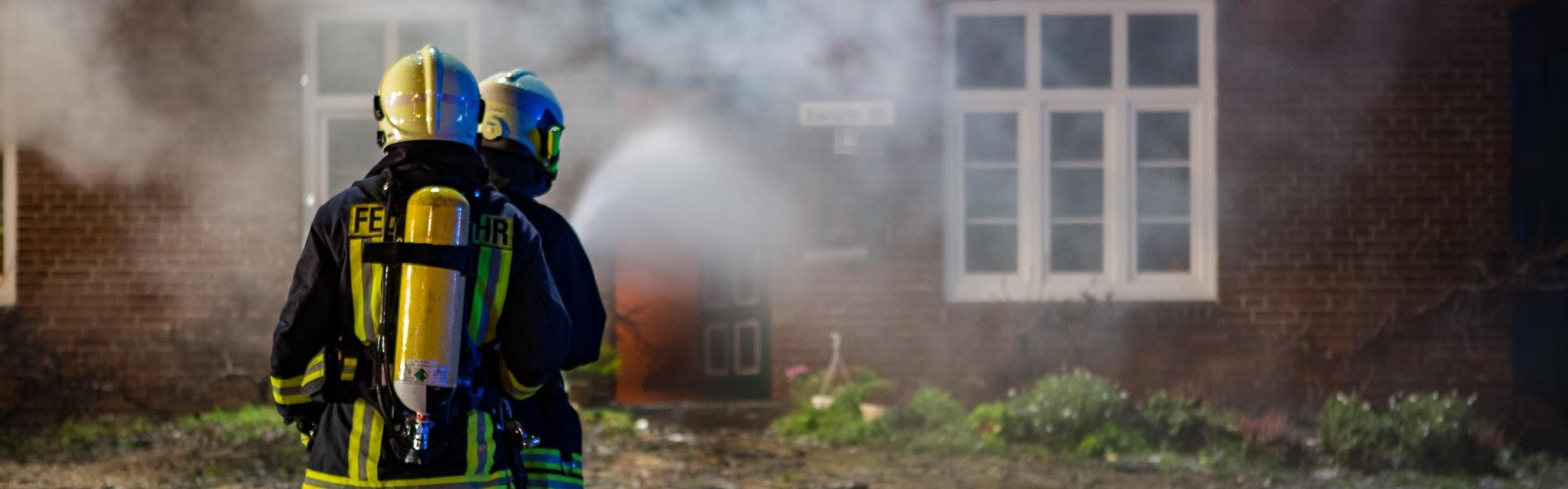01.12.2018 – Bauernkate brennt in Bliestorf nieder