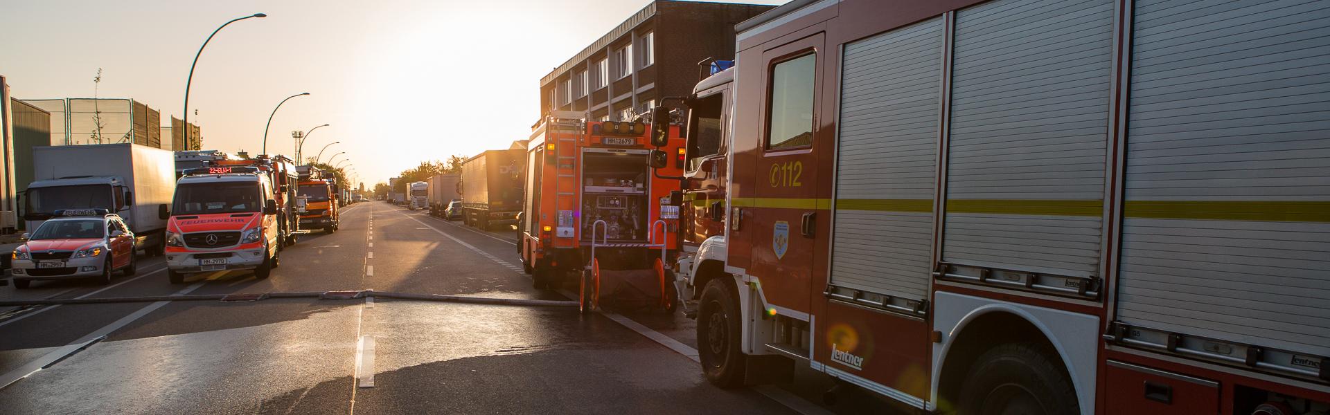 10.05.2019 – Schnelles Eingreifen verhindert Großbrand