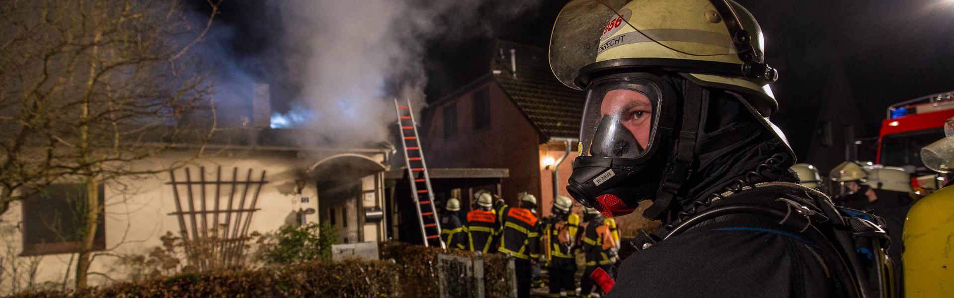 15.01.2020 – Feuer in Langenhorner Bungalow