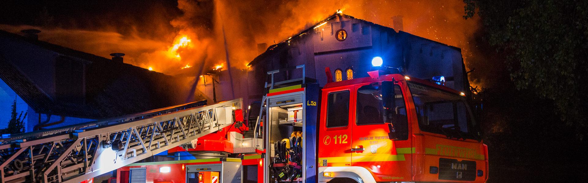 21.05.2020 – Großfeuer auf Grönwohldhof