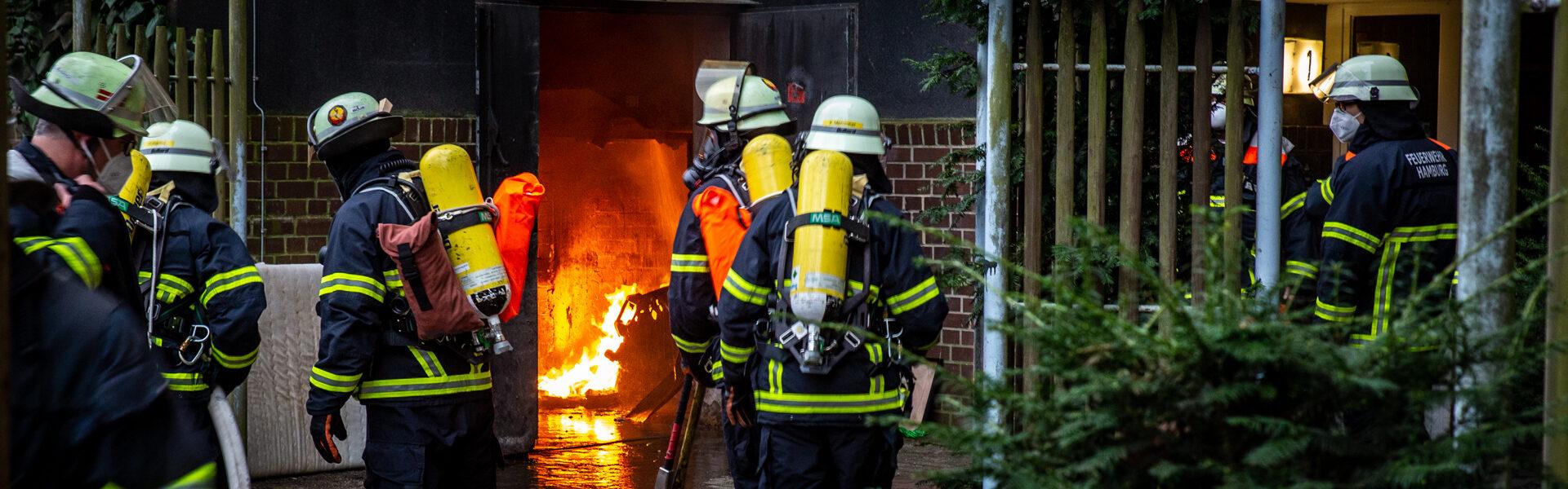 22.03.2021 – Feueralarm im Hochhaus