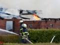 Feuer_Reetdachhaus_Neuengamme_23
