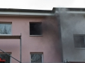 Feuerwehrmann verhindert schlimmeres - Küchenbrand in Farmsen