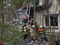 Messie-Haus in Langenhorn abgebrannt - 1 Verletzte ins Krankenhaus