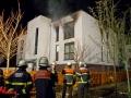 Wohnungsbrand in Langenhorn - 15 Personen evakuiert