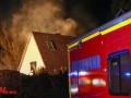 Nachbarin rettet Bewohnerin aus brennendem Haus Foto: Dominick Waldeck