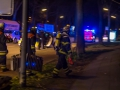 Brennender Tankwagen in Hamburg-Horn FOTO: Dominick Waldeck