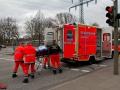 Fußgängerin angefahren - schwer verletzt in Bramfeld