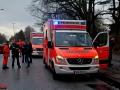 Verkehrsunfall 1 Toter Stein-Hardenberg-Straße Wandsbek