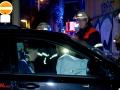 PKW knallt frontal gegen Lärmschutzwand in der Sengelmannstraße